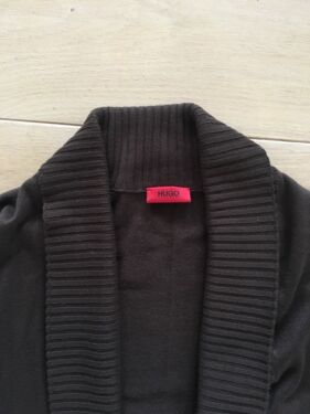 2d90e7203f6f HUGO BOSS Strickjacke, Gr. 38, braun, Cardigan, Weste in Nord ...