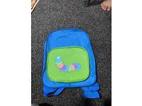 Junior Caterpillar Backpacks 3 for £10 or £3.50 each