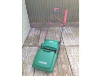 QUALCAST CONCORDE 320 CYLINDER ELECTRIC LAWNMOWER