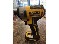 Dewalt DCF887 drill only