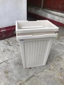 2 x Laundry Baskets