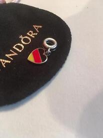 Pandora Spanish Charm
