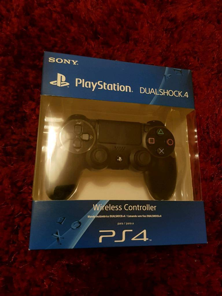 New & Sealed Ps4 controller