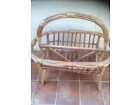 Bamboo style conservatory furniture