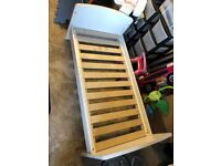 Mothercare cot & bed