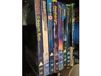 SCOOBY DOO DVDs x8