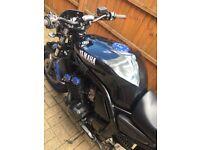 Yamaha fazer 600 (fzs)