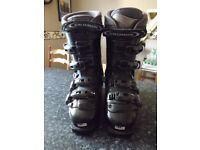 Saloman Ski Boots
