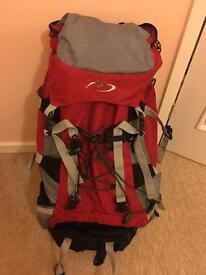 Travelling rucksack