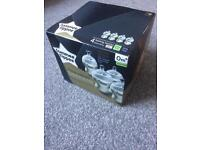 Tommie Tippee Closer to Nature x4 Bottles 0m+