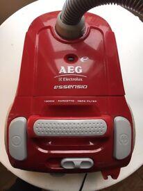 AEG Electrolux Essensio Vacuum cleaner