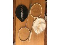 Carlton badminton racquets