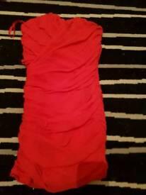 Rare red dress