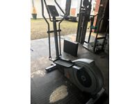 Cross trainer Bremshey Orbit Control exercise in very good condition,check my other items for sale