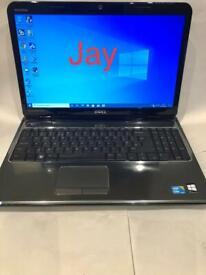 Fast i3 4GB Dell HD Laptop massive 500GB,Window10, Microsoft office,Ready,Excellent condition