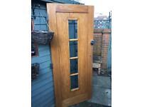 FRONT DOOR SOLID WOOD