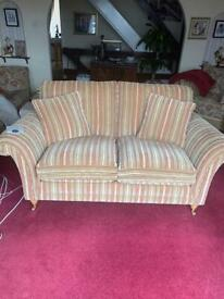 Superb Parker Knoll Burghley 2-Seater Sofa