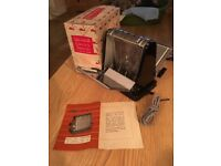 """Vintage Swan Electric Toaster """"New Boxed"""""""