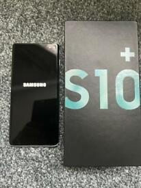 Samsung Galaxy S10 Plus-128GB Unlocked.