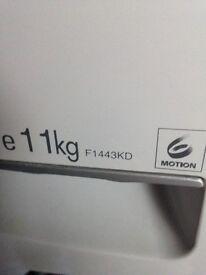 Lg 11kg direct drive washing machine