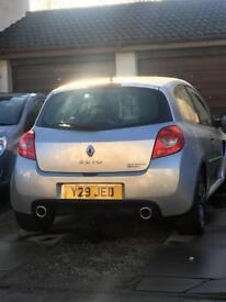 Renault Clio rs 200 2.0l