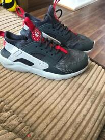Nike trainers x 2 size 13