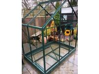6ft x 4ft Greenhouse