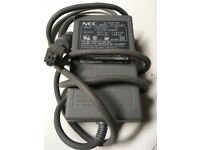 NEC AC Laptop Notebook Charger Adaptor Model OP-520-4401 Can post ship worldwide.