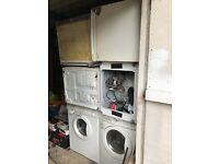 Rubbish metal free collect washing machine ,dry machine, fridge and microwave