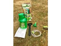 Cuprinol 2 - in 1 spray and brush set
