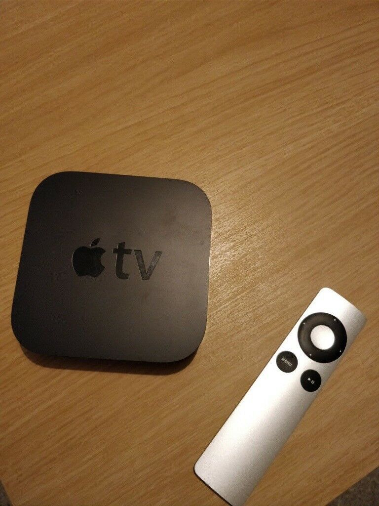 Apple TV 3rd Gen Boxed