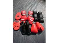 Kickboxing, mma equipment