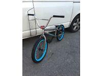 StolenBikeCo BMX bike