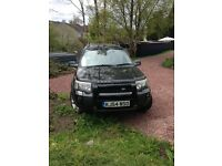 Freelander 1.8 2004 for Spares or Repairs. MOT 8/5/17. Needs Head Gasket. decent Body.