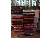 Large bundle of 81 dvds and boxsets