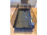 Ferplast 140 Indoor Guinea Pig and Rabbit Cage