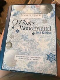 Yankee candle book 2014