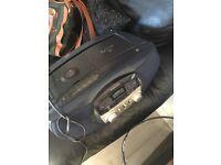 Samsung radio/cd player