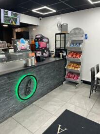 Established Café/ snack bar for sale. Up & running BIRMINGHAM