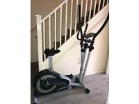 Jessica ennis 2 in 1 cross trainer and exercise bike VGD Solid Can deliver