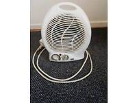Personal Fan Heater with thermostat