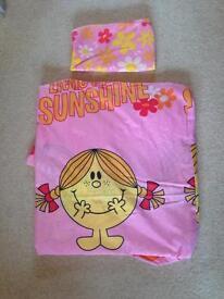 Little Miss Sunshine Bedding Set