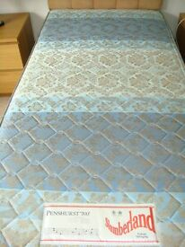 SINGLE MATTRESS . SINGLE MATTRESS In excellent condition , unmarked and not used!!