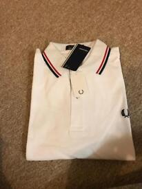 Authentic Fred Perry polo RRP£55