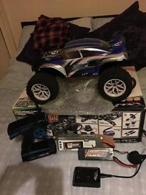 Brushless Bugster Remote Control Car