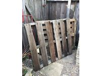 Pallets for Fire Wood or Projects