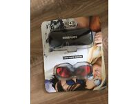 Converse new in box sunglasses with case