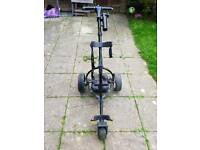 Motorcaddy S3 Electric/Motorised Golf Trolley