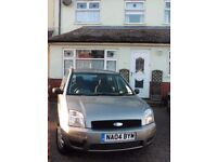 For Sale Ford Fusion 2 (2004) £650ono 1600cc Petrol