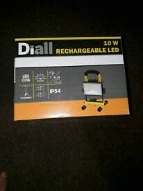 For sale so all rechargeable led light
